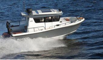 Bateau à moteur Sargo 25 Explorer à vendre