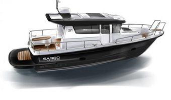 Motoryacht Sargo 31 Explorer zu verkaufen