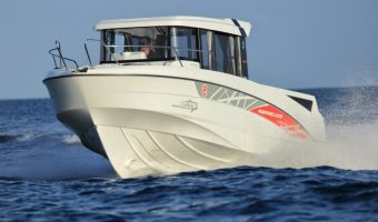 Моторная яхта Beneteau Barracuda 8 для продажи