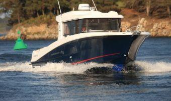Motoryacht Beneteau Barracuda 9 zu verkaufen