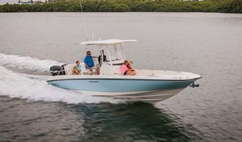 Open motorboot en roeiboot Boston Whaler 270 Dauntless eladó