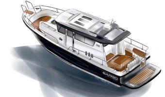 Bateau à moteur Sargo 33 Explorer à vendre