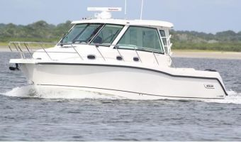 Моторная яхта Boston Whaler 345 Conquest Pilothouse для продажи
