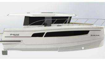 Motoryacht Delphia Escape 1150 Voyage in vendita