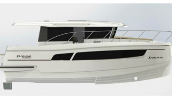 Motorjacht Delphia Escape 1150 Voyage de vânzare