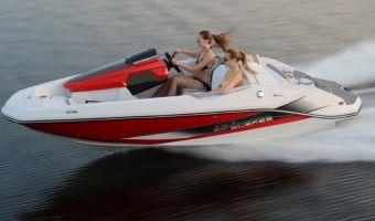 Speedboat und Cruiser Scarab 165 H.o. Jetboot zu verkaufen