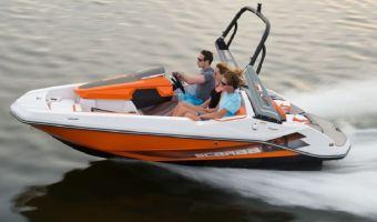 Speedboat und Cruiser Scarab 165 Impulse Jetboot zu verkaufen