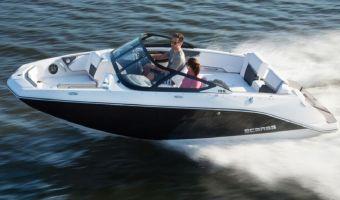 Speedboat und Cruiser Scarab 195 Jetboot zu verkaufen