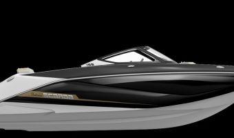 Bateau à moteur open Scarab 195 H.o. Platinum Jetboot à vendre