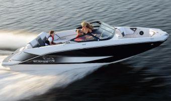 Speedboat und Cruiser Scarab 215 H.o. Jetboot zu verkaufen