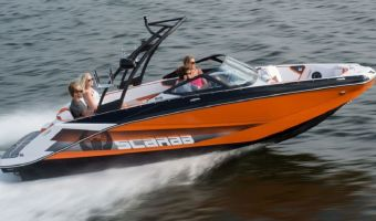 Speed- en sportboten Scarab 215 Impulse Jetboot de vânzare