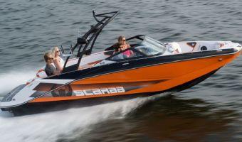 Bateau à moteur open Scarab 215 Impulse Jetboot à vendre