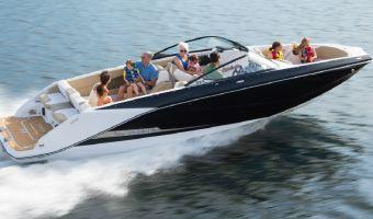 Быстроходный катер и спорт-крейсер Scarab 255 Platinum Jetboot для продажи