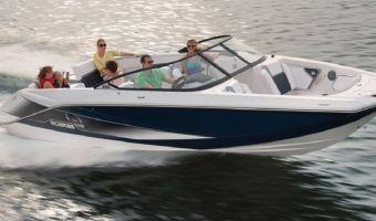 Speedboat und Cruiser Scarab 255 H.o. Jetboot zu verkaufen