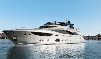 Bateau à moteur Monte Carlo Yachts Mcy 105 à vendre