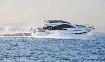 Motor Yacht Fairline Targa 53 Open for sale