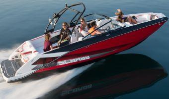 Speedboat und Cruiser Scarab 255 Impulse zu verkaufen
