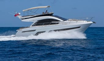 Motoryacht Fairline Squadron 53 in vendita