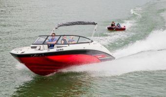 Bateau à moteur open Yamaha Jetboot Sx210 (2017) à vendre