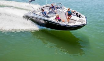 Barca sportiva Yamaha Jetboot Sx240 (2017) in vendita