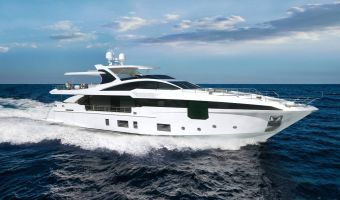 Superyacht Motor Azimut Grande 35 Metri zu verkaufen