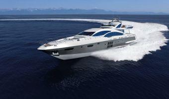 Superyacht Motor Azimut Grande 120sl zu verkaufen