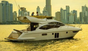Motoryacht Azimut Brazilian 42 zu verkaufen