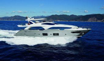 Superyacht Motor Azimut Grande 100 zu verkaufen