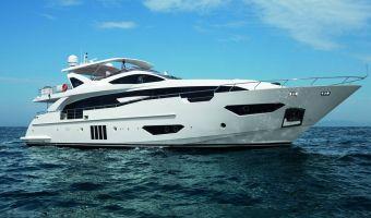 Superyacht Motor Azimut Grande 95rph zu verkaufen