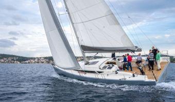 Segelyacht More 55 zu verkaufen