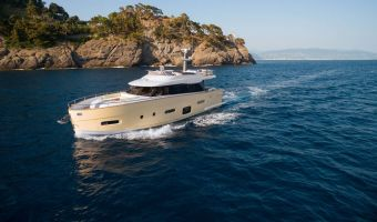 Motoryacht Azimut Magellano 66 in vendita