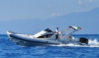 Barca sportiva Bwa Premium 34' Fb in vendita