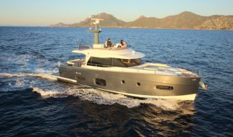 Motoryacht Azimut Magellano 53 in vendita