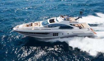 Motoryacht Azimut 77s in vendita