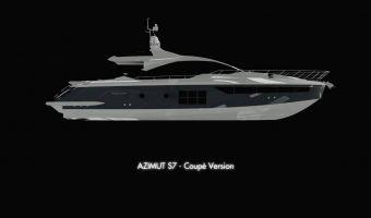 Bateau à moteur Azimut S7 à vendre