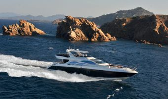 Superyacht à moteur Azimut Flybridge 100 Leonardo à vendre