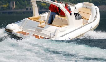 Barca sportiva Bwa Premium 34 Efb in vendita