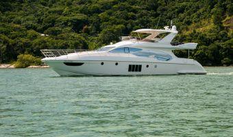 Motoryacht Azimut Flybridge 70 zu verkaufen