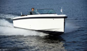 Bateau à moteur Delta Powerboats 26 Open à vendre