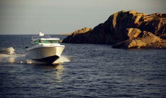 Bateau à moteur Delta Powerboats 34 Sw à vendre