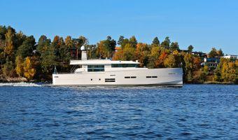 Superyacht à moteur Delta Powerboats 88 Ips à vendre