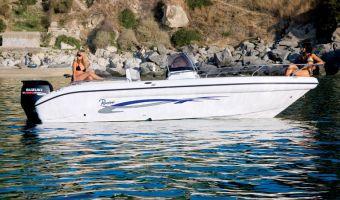 Barca sportiva Ranieri Open Line Voyager 20 in vendita