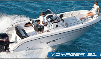 Speedbåd og sport cruiser  Ranieri Open Line Voyager 21 S til salg