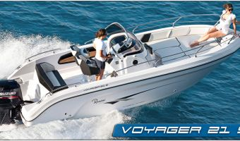 Speed- en sportboten Ranieri Open Line Voyager 21 S eladó