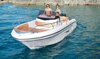 Barca sportiva Ranieri Open Line Voyager 23 S in vendita