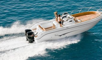Speed- en sportboten Ranieri Open Line Voyager 30 eladó