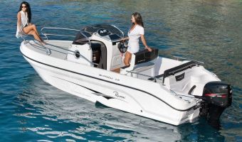 Speedbåd og sport cruiser  Ranieri Sundeck Line Shadow 19 til salg