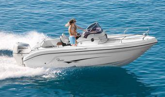 Speedbåd og sport cruiser  Ranieri Sundeck Line Shadow 20 til salg