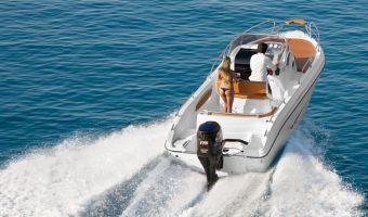 Speedbåd og sport cruiser  Ranieri Sundeck Line Shadow 22 til salg