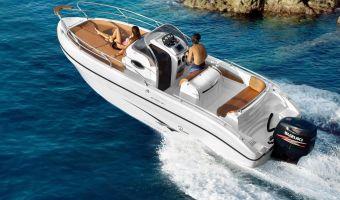 Speedbåd og sport cruiser  Ranieri Sundeck Line Shadow 24 til salg